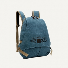 HEY SOFT DURABLE CANVAS BACK TO SCHOOL BACKPACKS
