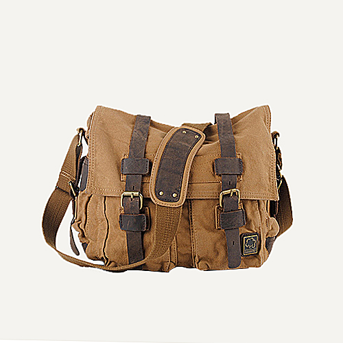 HEY DURABLE CANVAS BACKPACKS FOR MEN