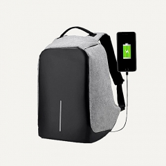 HEY COMMERCIAL ANTI-THIEF BACKPACKS FOR MEN WITH CHARGING PART
