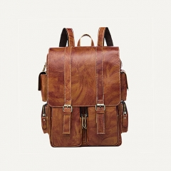 HEY RETRO BEST BACKPACKS OF GENUINE LEATHER FOR MEN