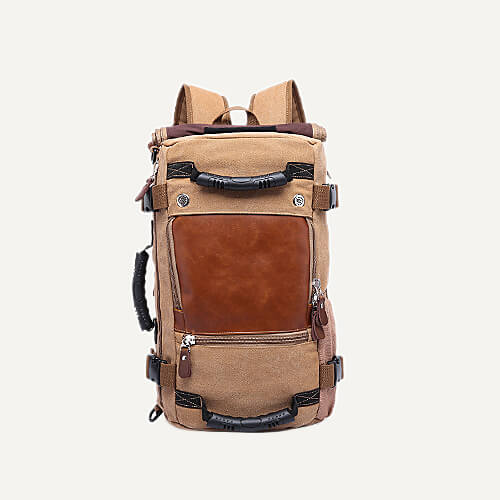 HEY LARGE-CAPACITY MULTIFUNTIONAL TRAVEL BACKPACKS FOR MEN