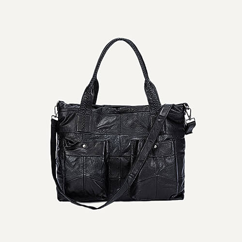 HEY EXQUISITE GENUINE LEATHER MESSENGER BAGS FOR WOMEN