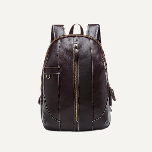HEY VANTAGE NOBLE GENUINE LEATHER BACKPACKS FOR MEN