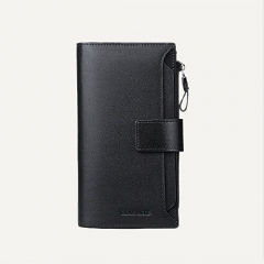 HEY GENUINE LEATHER OFFICIAL HIGH-CAPACITY WALLET FOR MEN