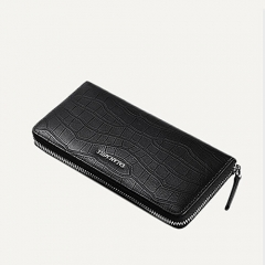 HEY 2018 BRAND NEW TEXTURE STYLE GENUINE LEATHER MEN'S WALLET